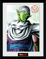 Dragon Ball - Piccolo - Indrammede Plakat