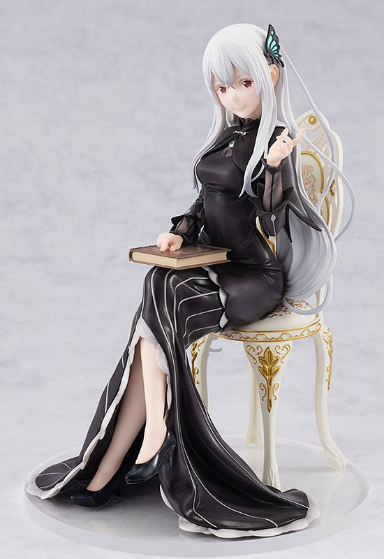 Re:ZERO Starting Life in Another World - Echidna: Tea Party Ver. - 1/7 PVC figur (Forudbestilling)