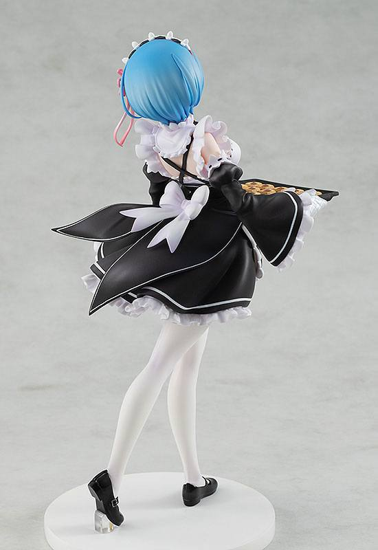 Re:ZERO Starting Life in Another World - Rem: Tea Party Ver. - 1/7 PVC figur