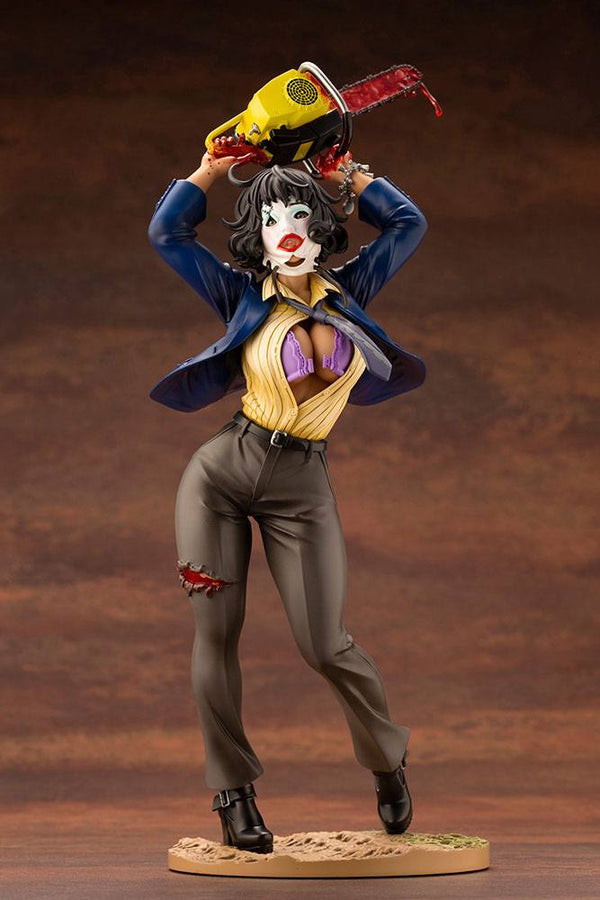 Texas Chainsaw Massacre - Leatherface: Chainsaw Dance ver. - 1/7 PVC figur