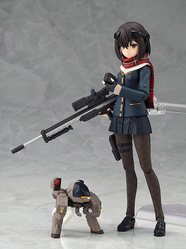 Weapons x High School Girls x figma - Long-Range JoshiKosei - figma