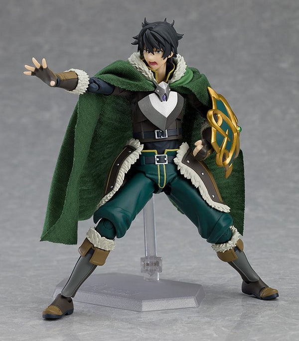 The Rising of the Shield Hero - Naofumi - Figma Action Figure (Forudbestilling)