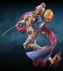 Bikini Warriors - Dark Elf - 1/7 PVC figur
