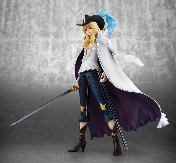 One Piece - Cavendish of the White Horse -  1/8 PVC figur