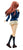 Gundam Build Fighters - Mirai Kamiki Uniform Ver. - 1/10 PVC figur