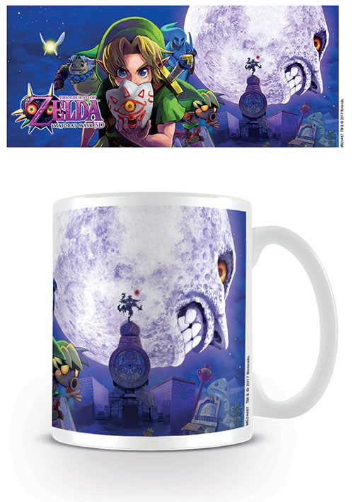 The Legend of Zelda - Majoras Mask's måne Krus - 315 ml (Forudbestilling)