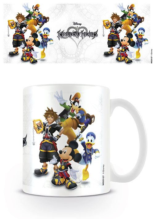 Kingdom Hearts - Gruppe Krus - 315 ml