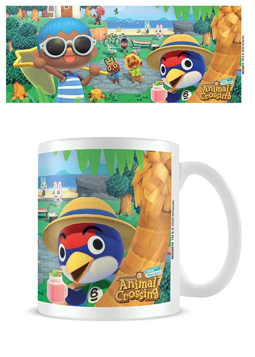 Animal Crossing - Summer Krus - 315 ml