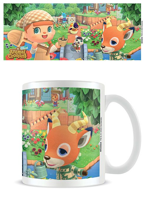 Animal Crossing - Forår Krus - 315 ml
