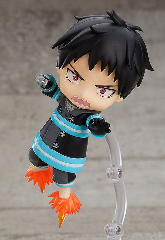 Fire Force - Kusakabe Shinra - Nendoroid