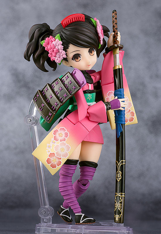 Muramasa The Demon Blade - Momohime - Parform poserbar figur