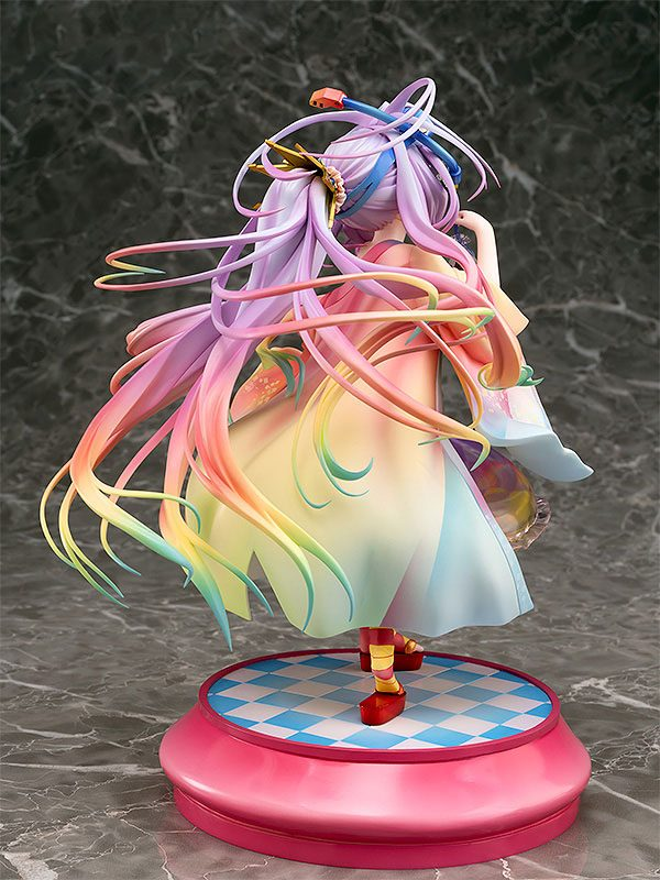 No Game No Life - Shiro: Summer Season ver. - 1/7 PVC figur (Forudbestilling)