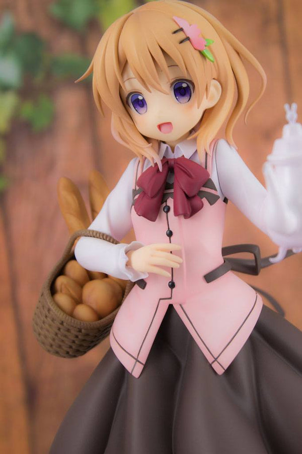 Is the Order a Rabbit? - Cocoa: Cafe Style ver. - 1/7 PVC figur