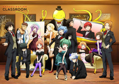 Assassination Classroom - Skolebal - wallscroll