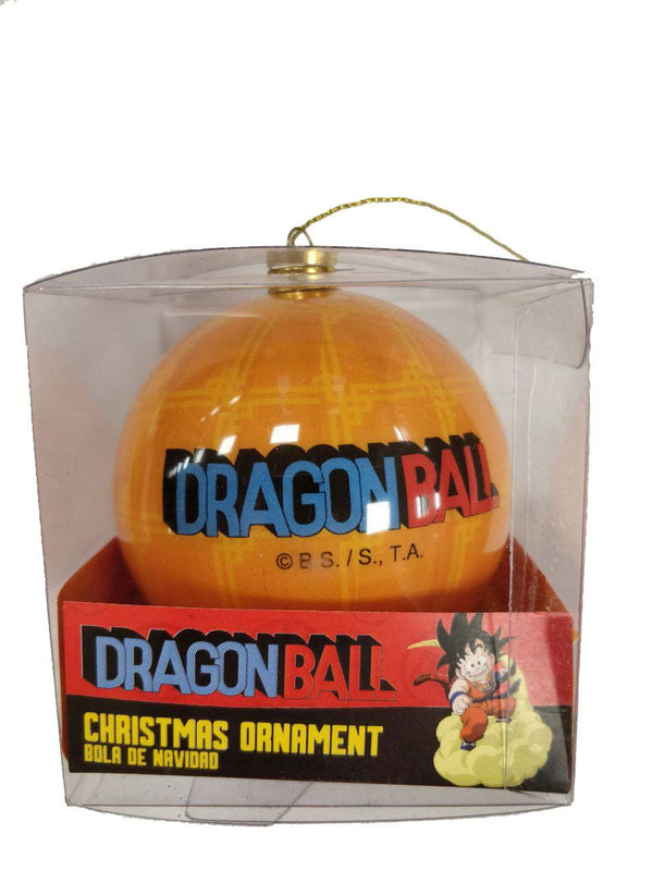 Dragon Ball – Dragon Ball - Julekugle