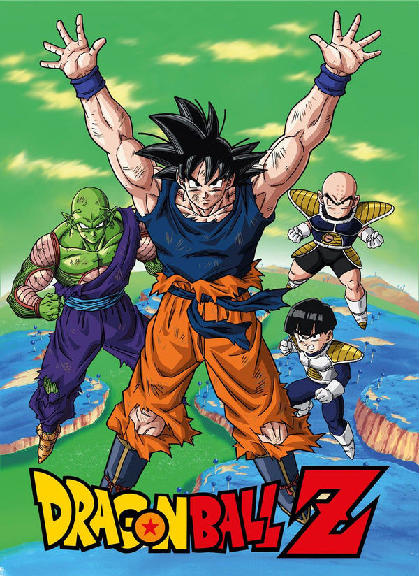 Dragon Ball – Dragon Ball - tæppe (Forudbestilling)