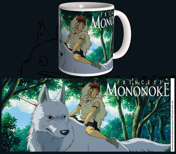 Princess Mononoke - Princess Mononoke Krus - 300 ml