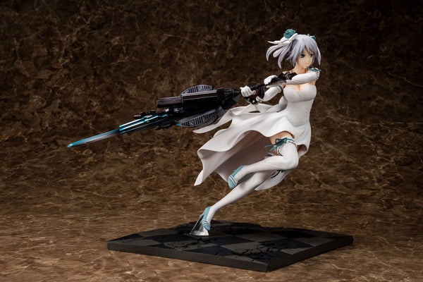 God Eater - Ciel Alencon: Pure White Anniversary Dress Ver - 1/7 PVC Figur