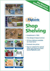 Shop Shelving Catalogue