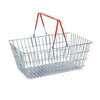 Red Wire shopping basket