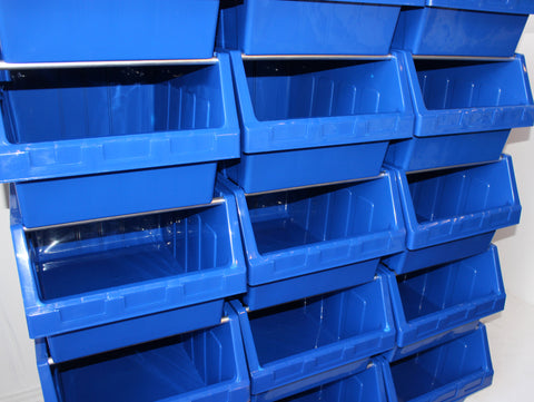 Container Pick Wall 15 Supra Bins (1275x600x1500mm)