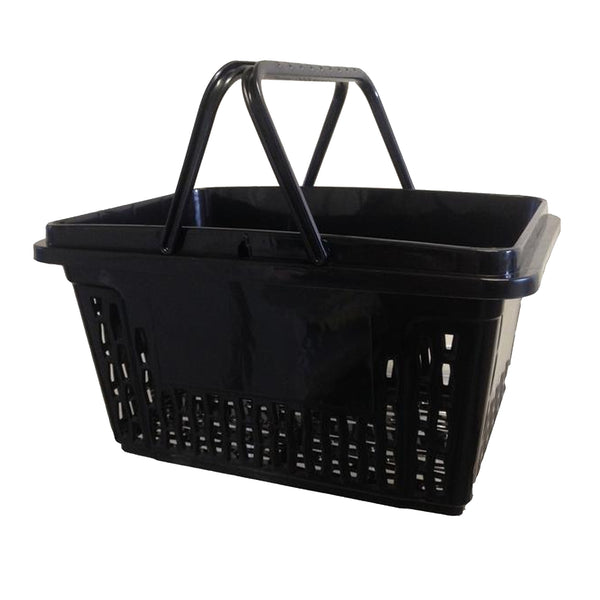 XL Plastic Shopping Baskets
