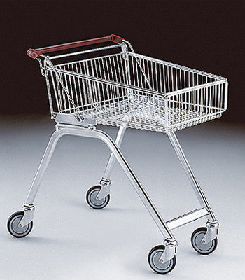 Shopping Trolley 80Ltr (set of 2)