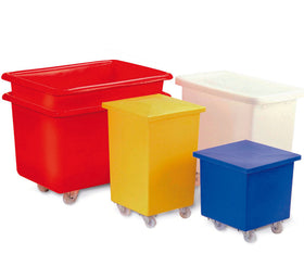 Plastic Container Trucks