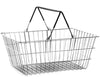 Black Wire Shopping Basket