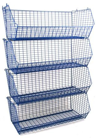 C12 Wire Storage Basket (single)