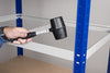 Clicka Shelving Bays - Easy Fitting