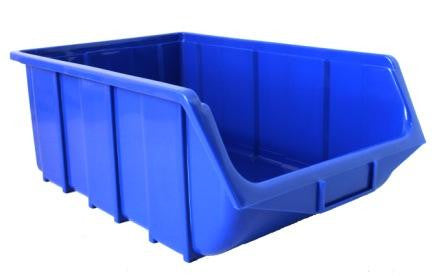 Plastic Parts Bin ECO 115 Blue