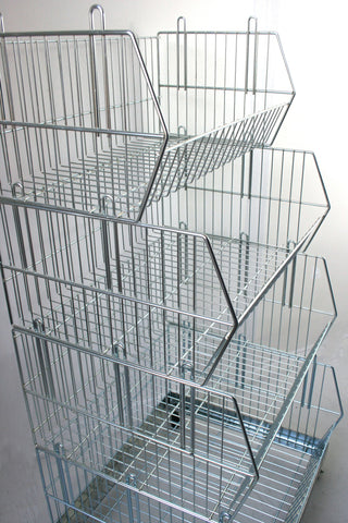 Stacking Display Basket 980x450x300mm
