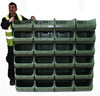 Container Pick Wall - 24 x Union F Bins