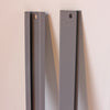 Universal Steel Rail for Parts Bins