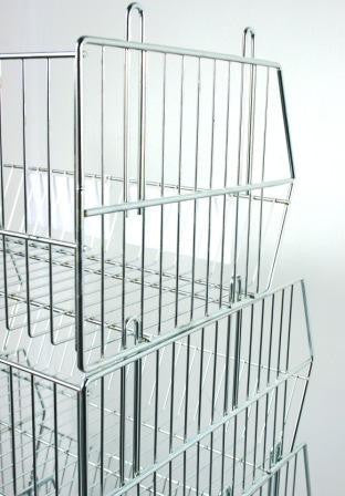 Stacking Display Basket OFFER
