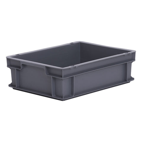10 x Euro Stacking Containers (400x300x120mm) M203A