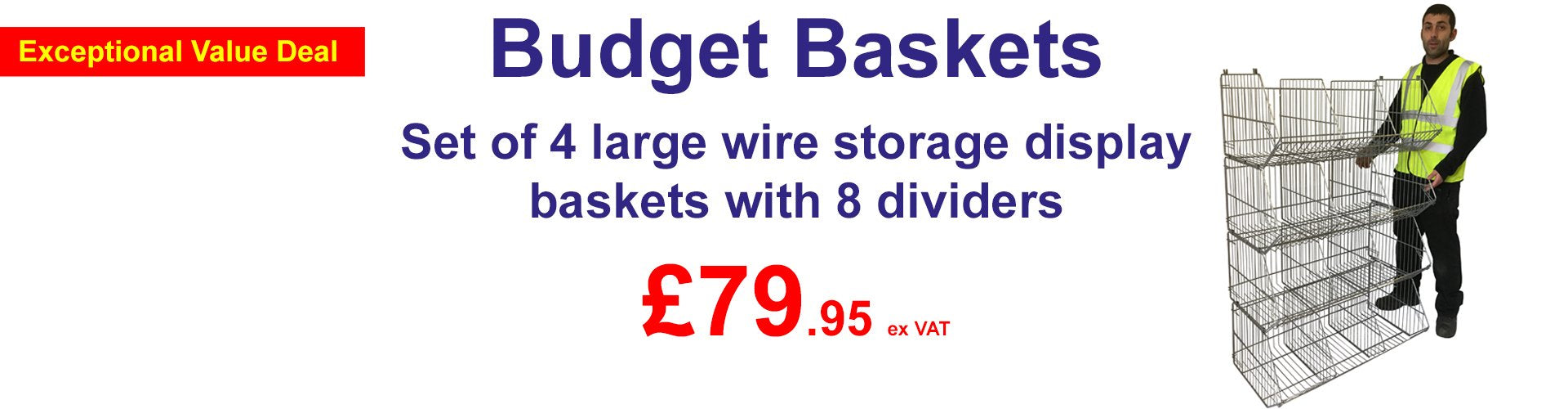 Value Deal: Budget Baskets