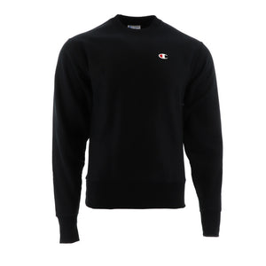 CHAMPION MEN REVERSE WEAVE CREW GF70-Y06145-BKC