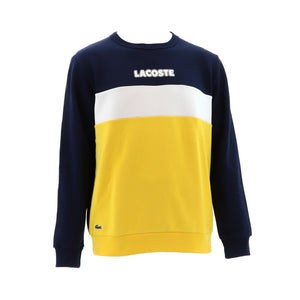 LACOSTE MEN LAC SWEATSHIRT SH1538-4SC