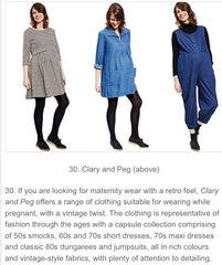31d261f19eedd Junior Magazine Online, March 2016, 30 of the best places to buy maternity  wear in the UK