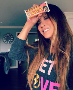 Only 100% All Natural Whole Foods Ingredients in Kiana Bars