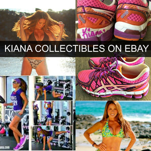 Kiana Collectibles on eBay