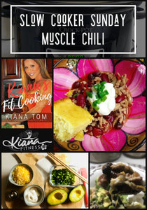 Recipe Video: Slow Cooker Muscle Chili