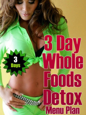 Bundle: Fit Mom TV 4 Week Challenge & 3 Day Detox Plan (download) - Kiana Fitness Shop - 3