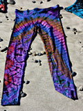 NEW! Fit Hippie Leggings - Double Rainbow - Kiana Fitness Shop - 2