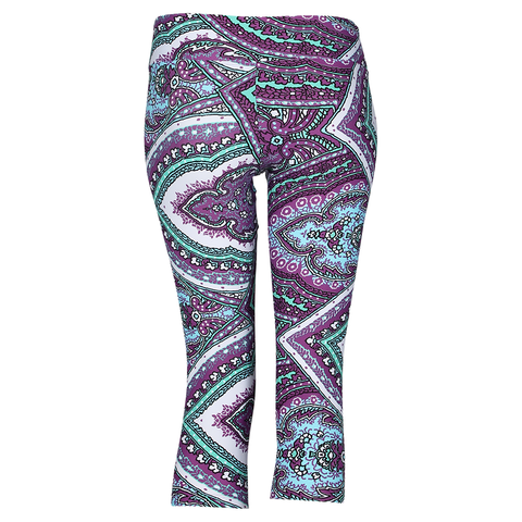 NEW! India Capri Crops - Kiana Fitness Shop - 1