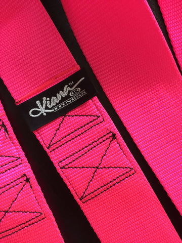 Stretch Strap & eGuide: Pink - Kiana Fitness Shop - 2