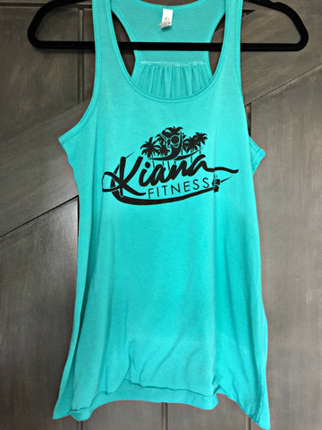 Fit & Flowy Racer Back Tank Top