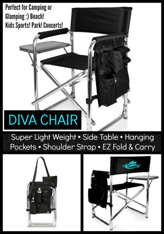 Ultimate Spectator Chair - Kiana Fitness Shop - 7